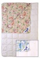 Шерстяное одеяло из овечьей шерсти Billerbeck ФЛОРЕНЦИЯ 0105-07/05 стандартное (155х215) ●●●○○