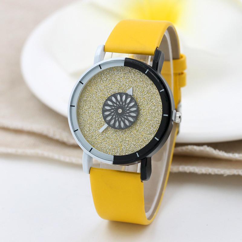 Часы женские наручные Sands yellow
