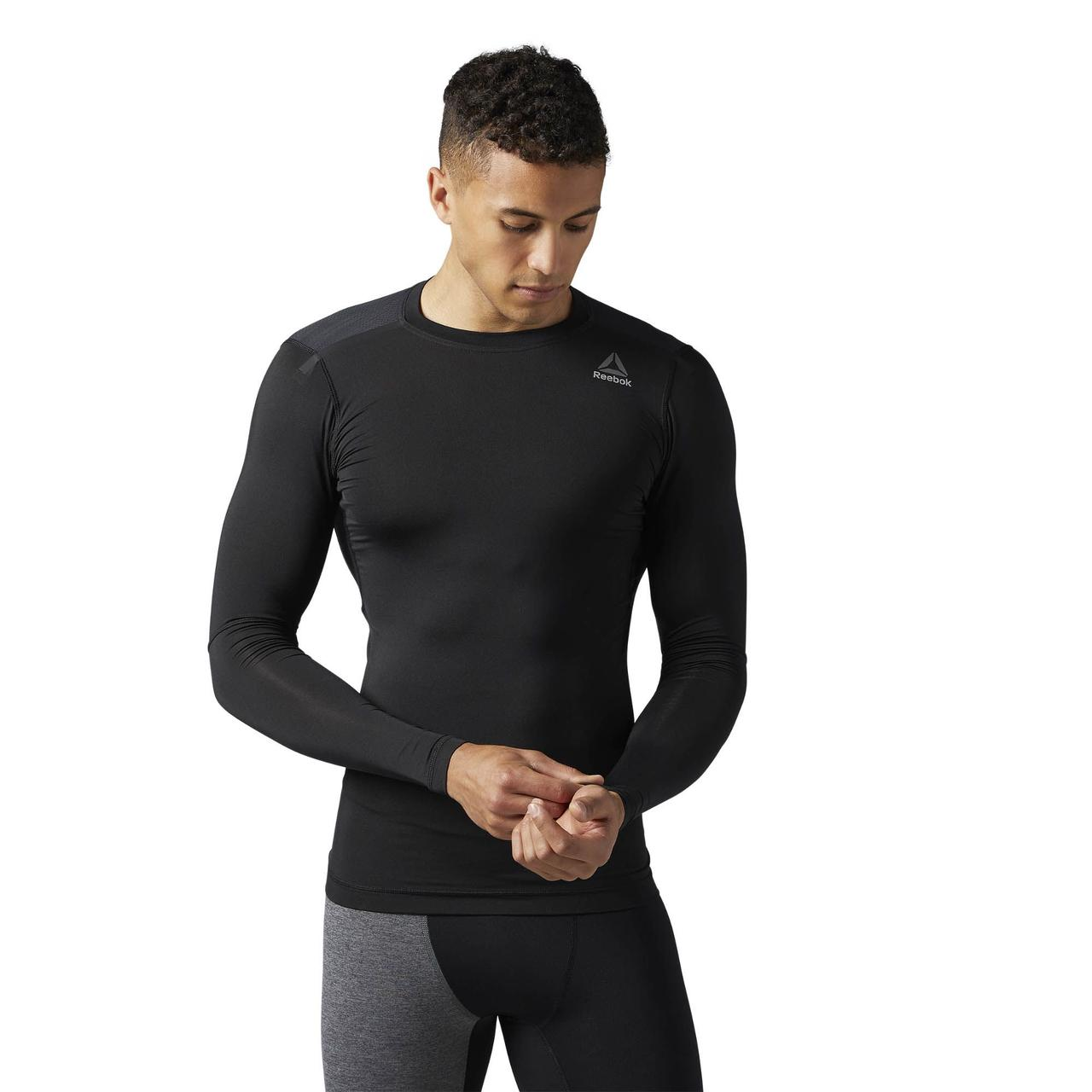 Мужская футболка Reebok Activchill (Артикул: BR9575)