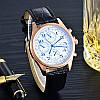 Годинники наручні чоловічі Timeless black, фото 2