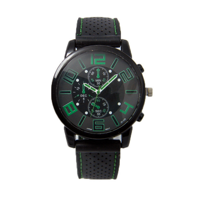 Часы мужские наручные GT Sport green