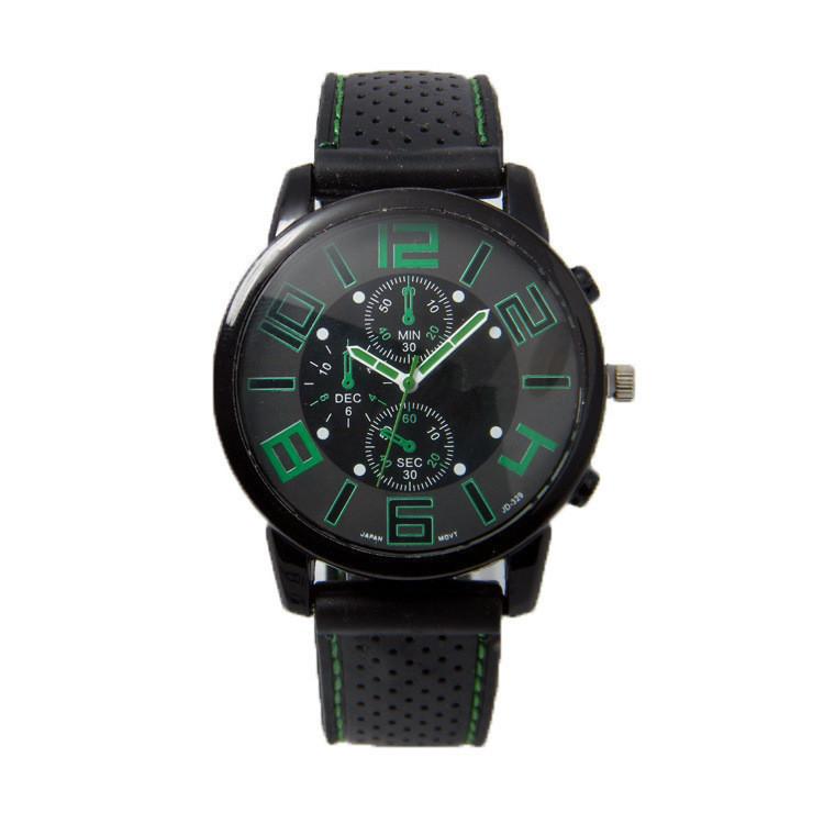 Годинники чоловічі наручні GT Sport green