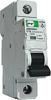 """Модульний автоматичний вимикач АВ2000 EVO 10кА    """"C""""  1P  1А"""