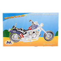 Sea-Land Мотоцикл 'Харлей-Девидсон' (цветной), 4 пластины (PC019)