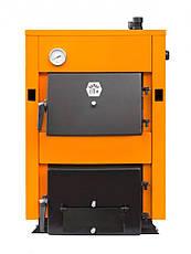 Твердотопливный котел ДТМ Стандарт 17 кВт КОТ-17Т, фото 2