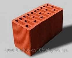 Керамический блок двойной пустотелый ТеплоКерам 2,12 NF M100
