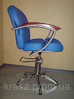 Кресло парикмахера КР 013 на гидроколонне