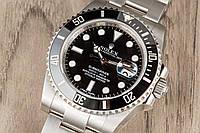Часы наручные мужские Rolex Daytona silver-black