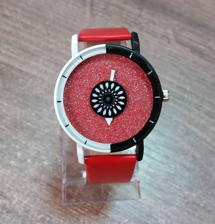 Часы женские наручные Sands red