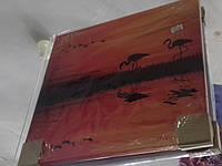 Картина-модульная (Фото-картина) Фламинго