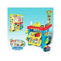 Детский Магазин Супермаркет игровой 922-02, 40 предметов