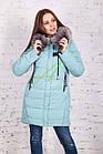 Женское зимнее пальто оптом 2017-2018 - (модель кт-148), фото 4