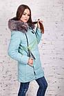 Женское зимнее пальто оптом 2017-2018 - (модель кт-148), фото 5