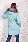 Женское зимнее пальто оптом 2017-2018 - (модель кт-148), фото 6