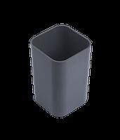 Подставка для ручек стакан квадратный Е81671
