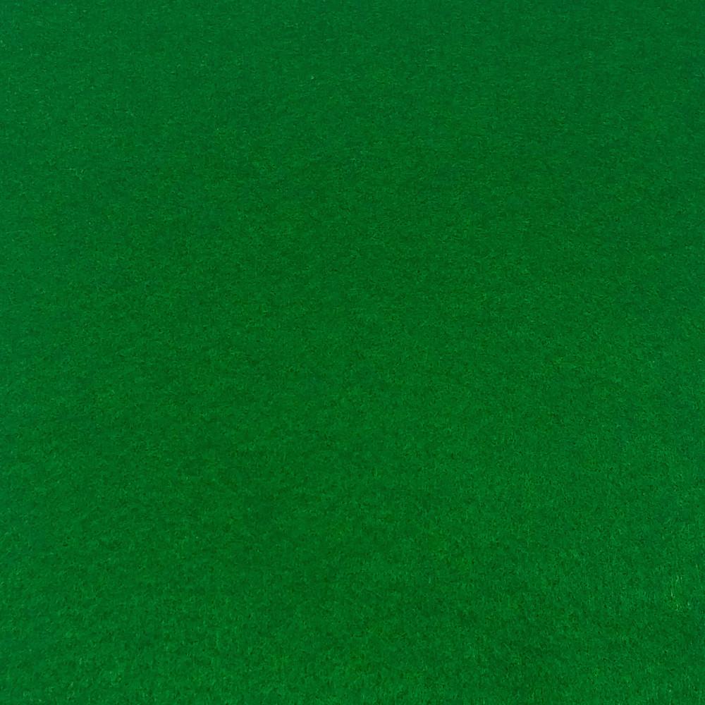 Фетр среднежесткий 2 мм, 50x33 см, ТЕМНО-ЗЕЛЕНИЙ, Китай