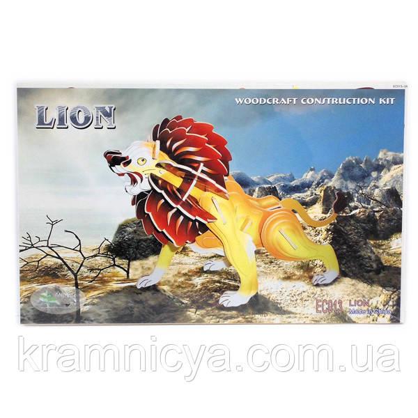 Sea-Land Лев, 6 пластин (EC013)