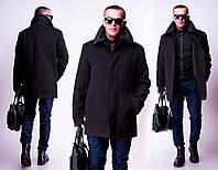 Полупальто мужское зимнее M-04 West Fashion (р.46-64)
