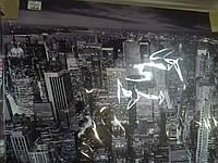 Картина-модульная (Фото-картина) Ночь в Нью-Йорке