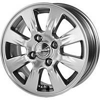 Автомобильные диски SKAD ВЕГА R13H2 W5,5J PCD4x100 ET35 DIA67,1 СЕЛЕНА