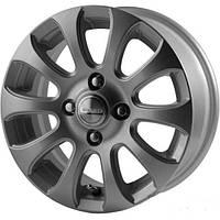 Автомобильные диски SKAD ЕВРОПА R13H2 W5,5J PCD4x100 ET38 DIA67,1 ПЛАТИНА