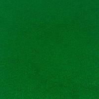Фетр среднежесткий 2 мм, 33x25 см, ТЕМНО-ЗЕЛЕНЫЙ, Китай
