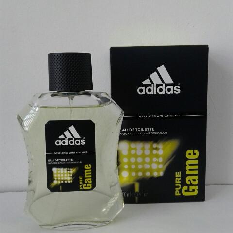 Туалетная вода Adidas Pure Game, Адидас пюр гейм 100ml
