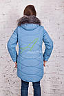 Женское зимнее пальто всех размеров 2017-2018 - (модель кт-151), фото 4