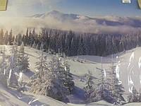 Картина-модульная (Фото-картина) Снежные вершины