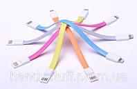 Дата кабель лапша магнит iPhone USB Lightning cable