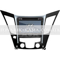 Штатная магнитола Hyundai  Sonata new