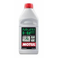 Гидравлическая жидкость в гидроусилитель руля зеленая Motul Multi HF 1л.