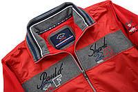 Спортивный мужской костюм Paul&Shark ,качество lux .