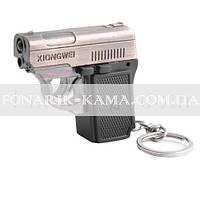 Фонарь Брелок 811-Led, пистолет