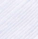 Alize Merino Royal - 55 белый