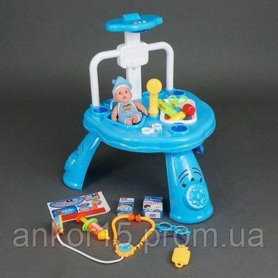 Игровой набор Доктор 311-1, 33 предмета, свет, звук