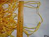 Шнур диаметр 2,5 мм. Ячейка 12 см. Сетка заградительная оградительная защитная на окна для спортзалов