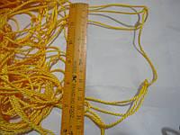 Шнур диаметр 2,5 мм. Ячейка 12 см. Сетка заградительная оградительная защитная на окна для спортзалов , фото 1