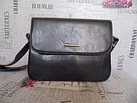 Черная класическая сумочка