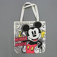 Сумка Mickey Mouse, размер 36х40 см, фото 1