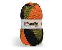 Пряжа для ручного вязания Yarnart Color Garden Продажа упаковками!