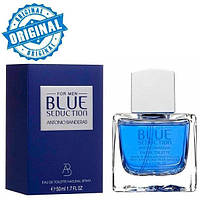 Antonio Banderas Blue Seduction; 30 ml  Оригинал