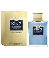 Antonio Banderas King Of Seduction; 100 ml  Оригинал
