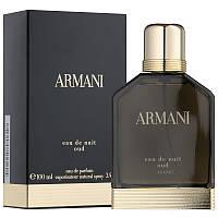 Giorgio Armani Armani Eau de Nuit Oud  edp; 100 ml  Оригинал