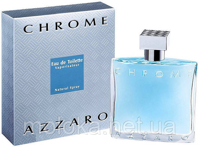 Azzaro Chrome Legend; 125 ml  Оригинал