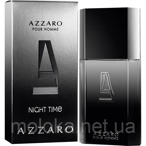 Azzaro Pour Homme Night Time; 100 ml  Оригинал