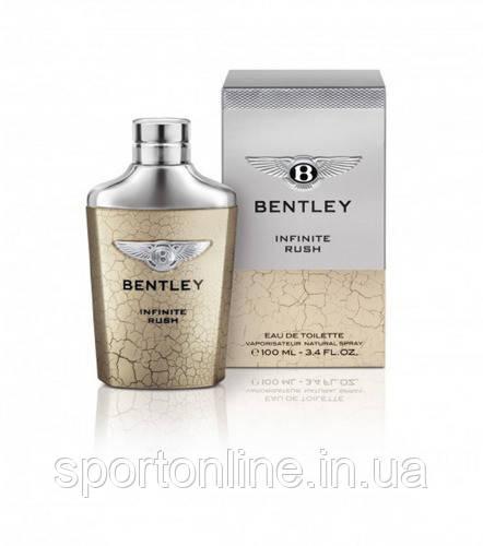 Bentley Infinite Rush ; 100 ml  Оригинал