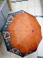 Зонт женский складной полуавтомат Mario, фото 1