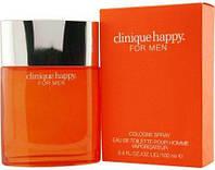Clinique Happy For Men; 100 ml Tester  Оригинал