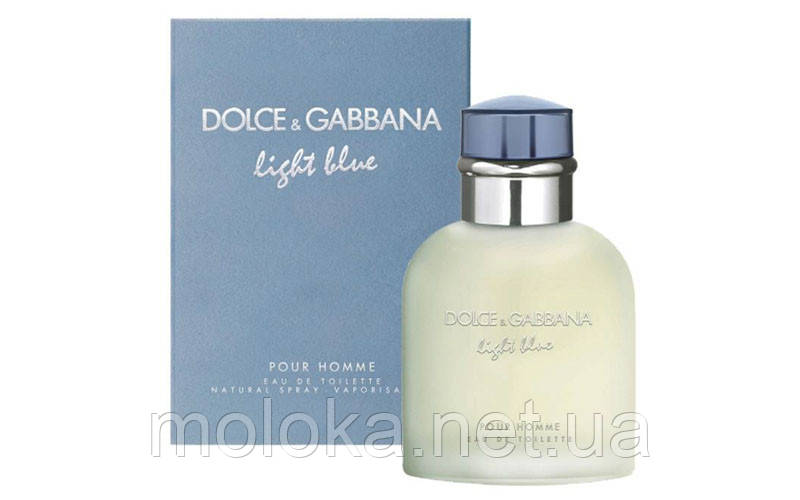 Dolce&Gabbana Light Blue Pour Homme; 125 ml  Оригинал